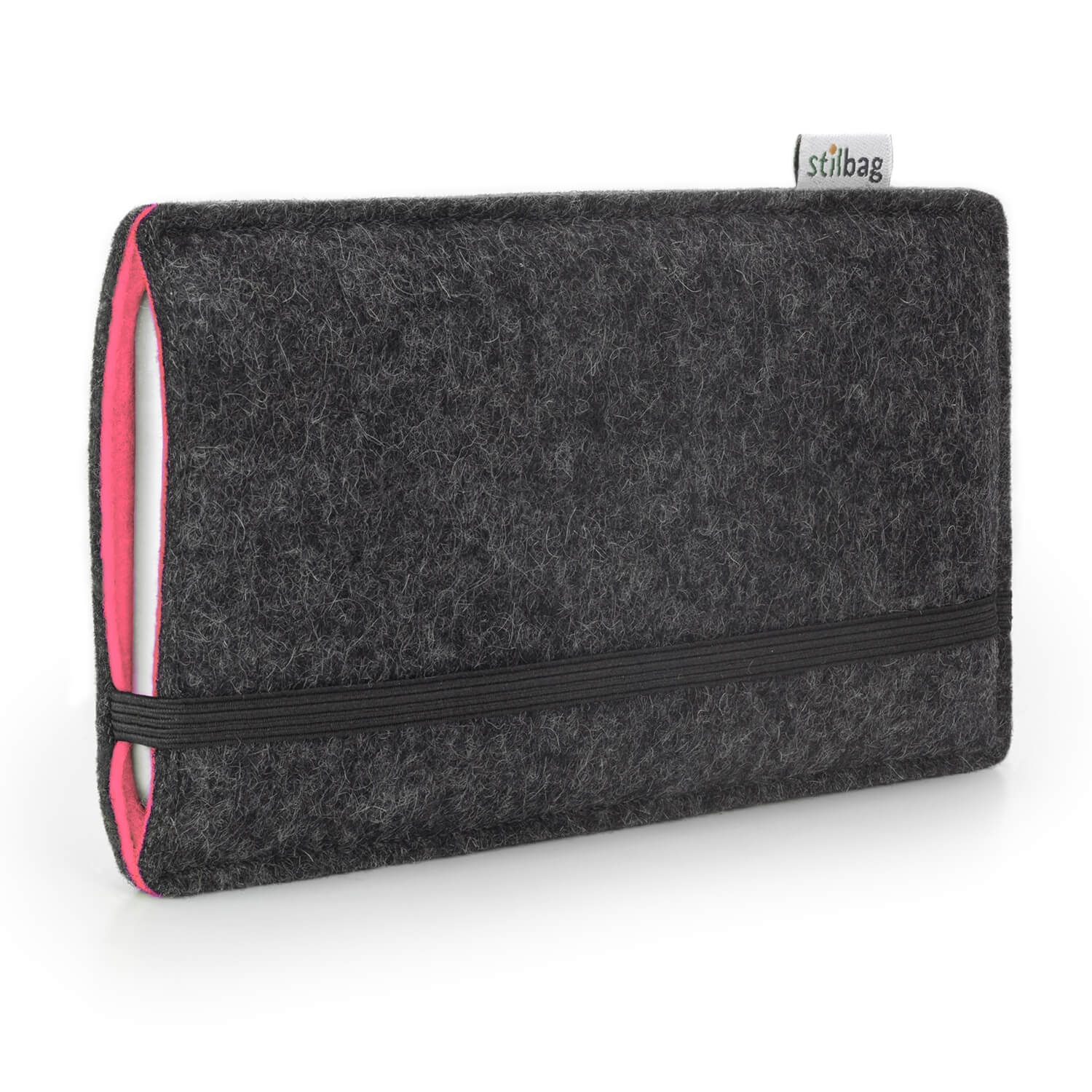 Stilbag-Feutre-Housse-FINN-mobile-Pochette-Etui-HTC-One-M8-ROUGE-COLL