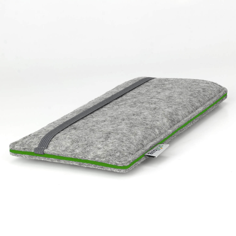 Stilbag-Feutre-Housse-FINN-mobile-Pochette-Etui-HTC-One-M9-VERT-COLL