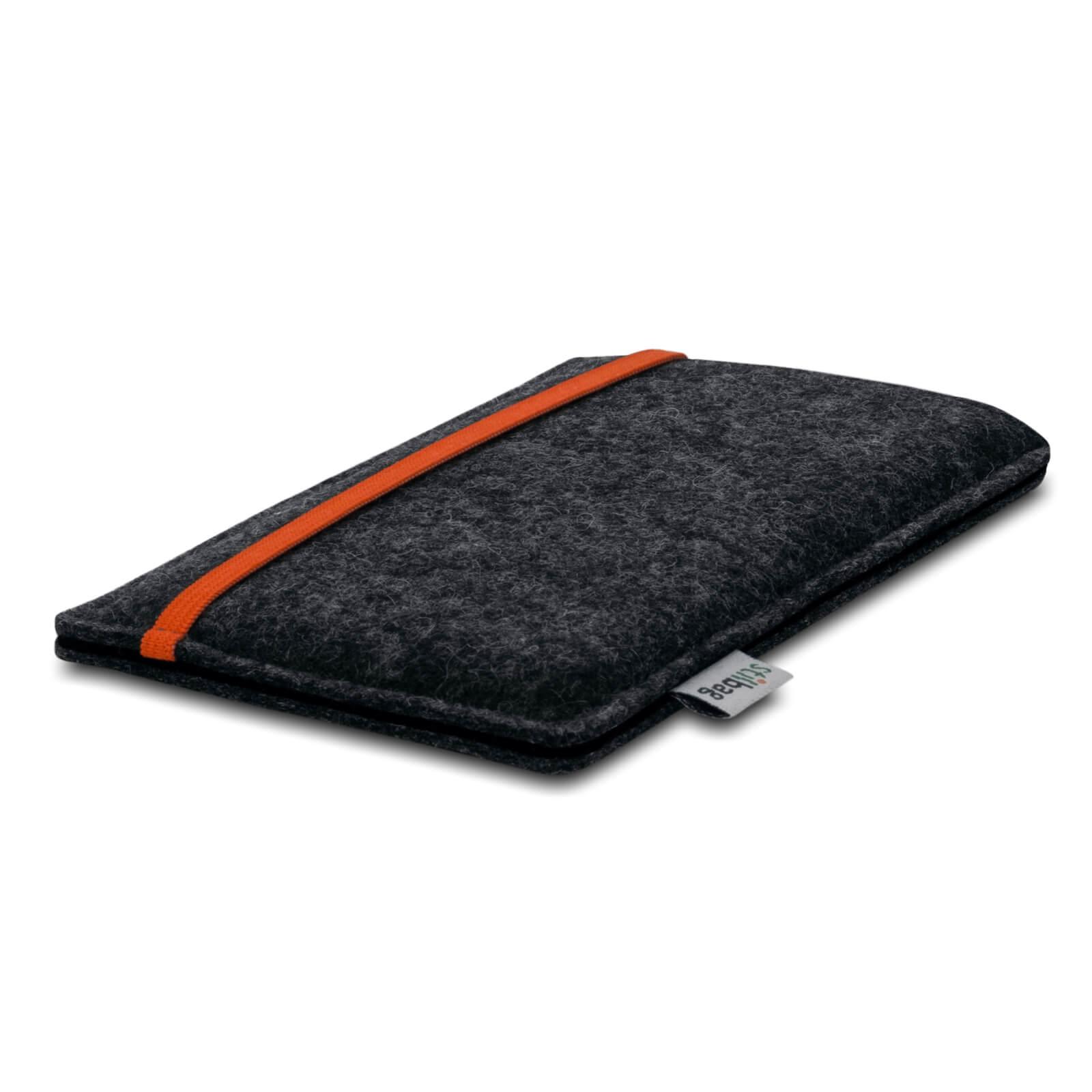 Stilbag-Feutre-Housse-mobile-Pochette-Etui-LEON-HTC-One-X-Plus-anthracite