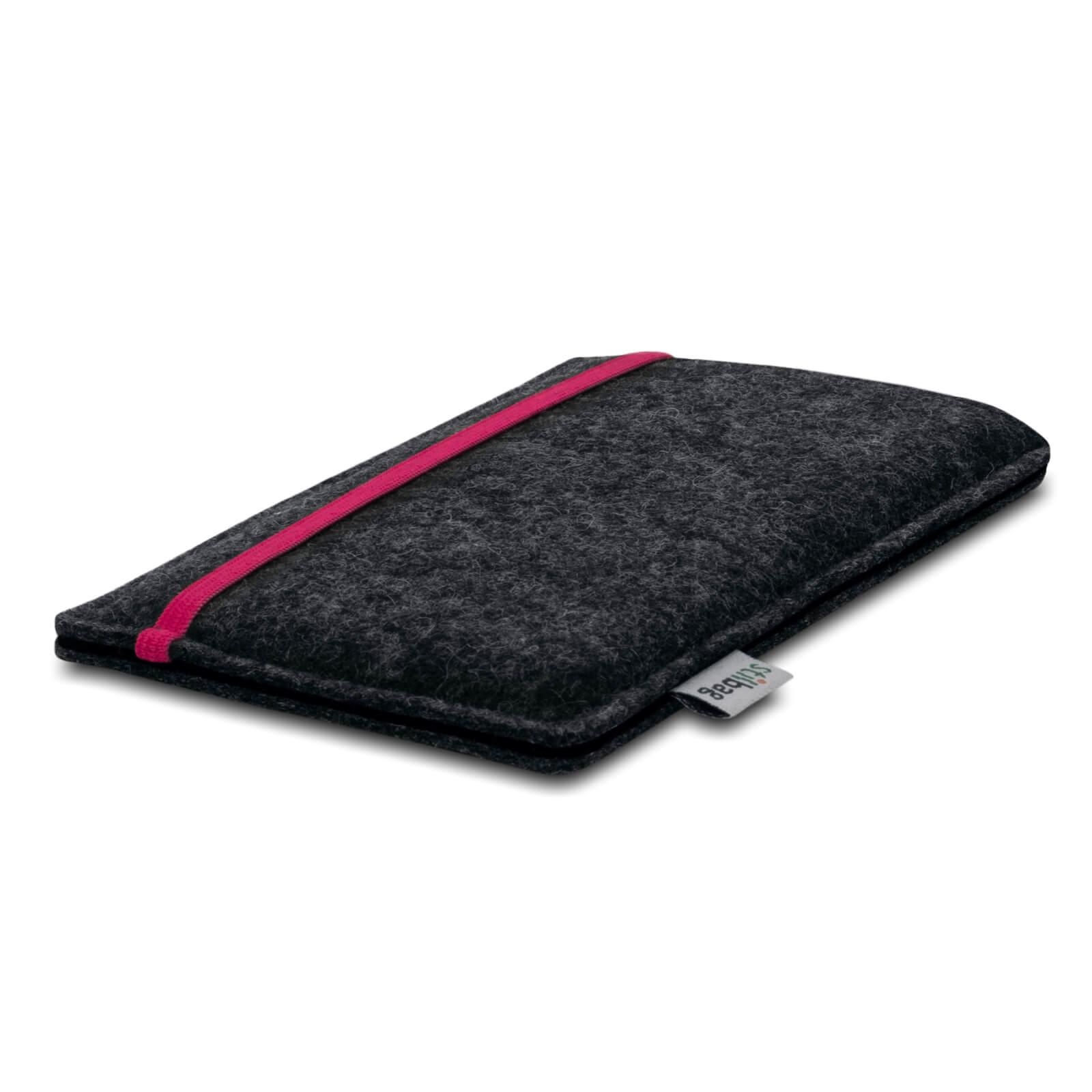 Stilbag-Feutre-Housse-mobile-Pochette-Etui-LEON-HTC-One-mini-2-anthracite